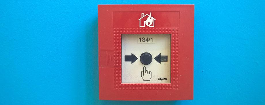 Feuermelder für BMA Elektro PLT
